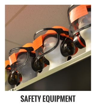 Safety Equipment; masks